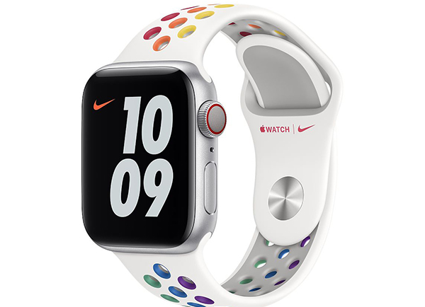 Apple Acc Watch Pride Edition Nike Sport Band